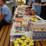 Macmillan Cake Sale 2017